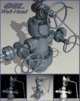 Oilfield Wellhead