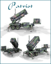 Military Patriot launcher hp