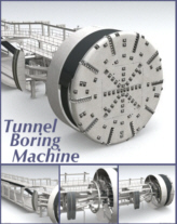 Tunnel Boring Machine TBM